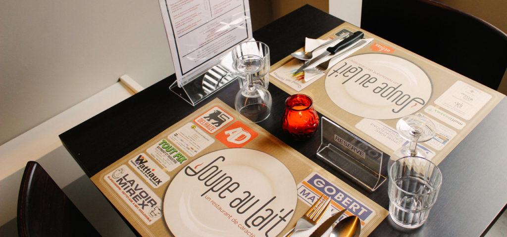 soupe au lait restaurant de caractère social le quinquet asbl formation cuisine salle horeca