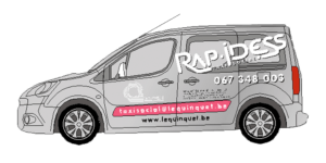 véhicule Rap-IDESS